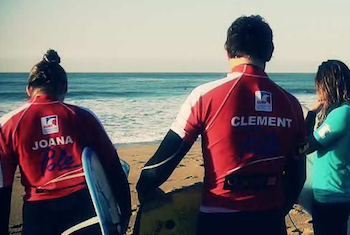 Webdocumentaire Session Surf en Aquitaine