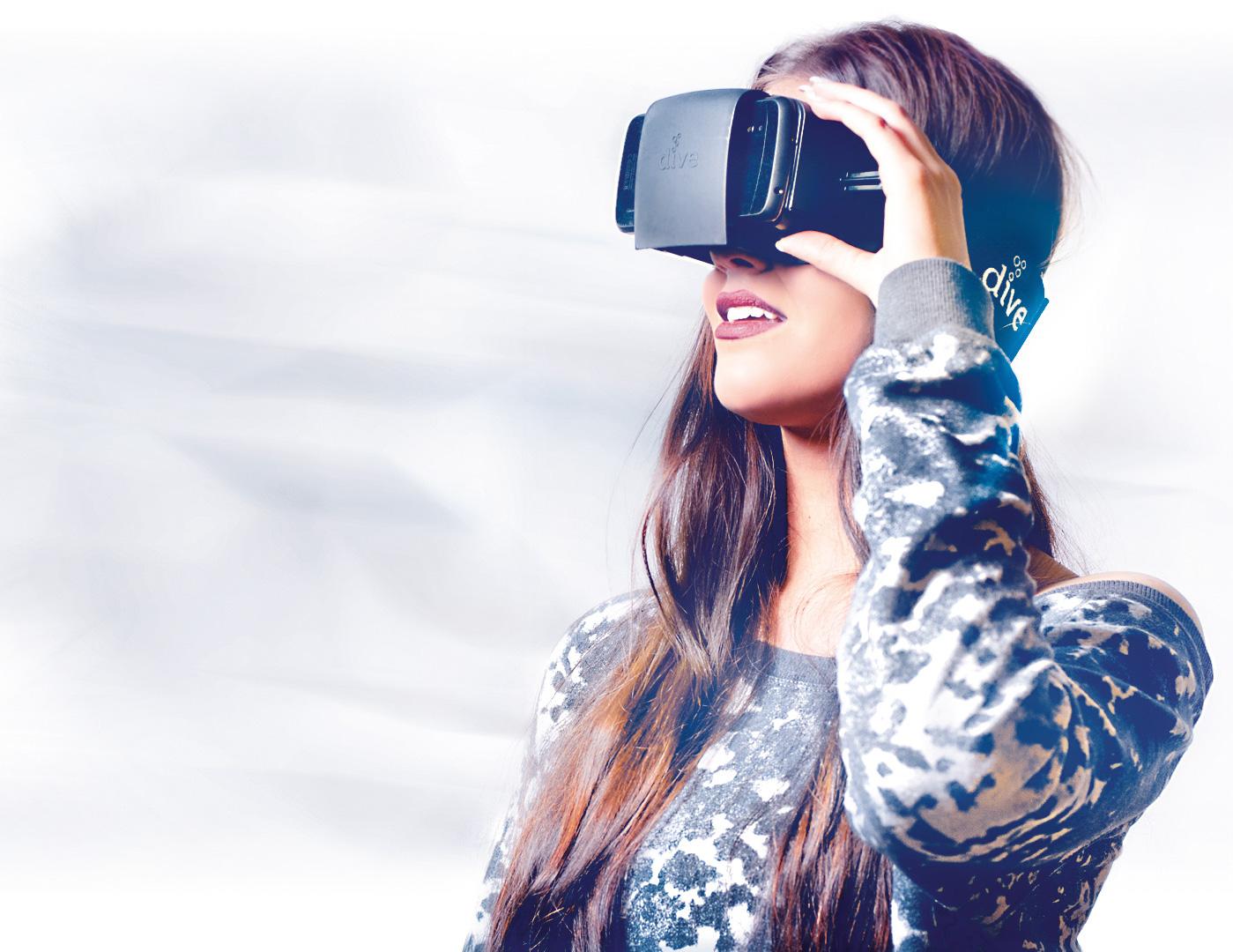 Réalité virtuelle & réalité augmentée : nouvel eldorado des marques ?