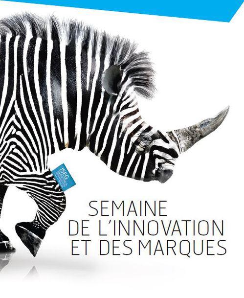 Conférence sur la réalité virtuelle et augmentée lors de la semaine de l'innovation et des marques organisée par l'ISEG