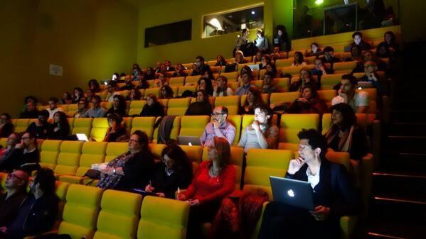 Conférences sur le transmédia lors de Paris 2.0